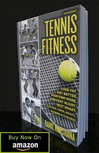 Tennis Fitness Book